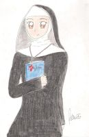 Nun by altosalvationz