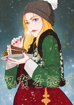 Merry Christmas In Advance by Glimja