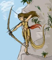 Archer of the Highlands by Shadow-Lockheed