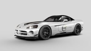 Dodge Viper (CGC Contest) by Panesar3D