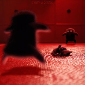 THE BAD REDRUM by LEQUARK