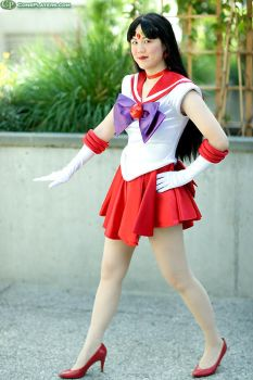 Sailor Mars by Consplayers