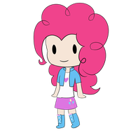 Pinkie Pie by LinLaiFeng