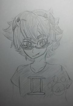 Sollux  by LinkedWolf