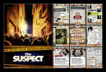 The Suspect by Rutam