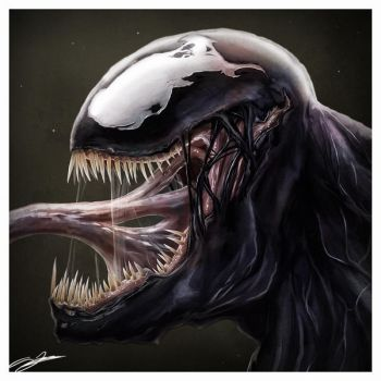 Venom by AndyFairhurst