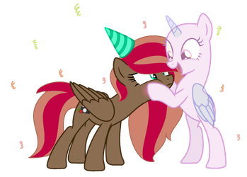 surprise party ! - open collab by IzzaKenna
