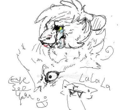 Some tablet drawings, On MSP by MellieNeko