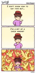 Life of Ry - Chick Magnet by Ry-Spirit