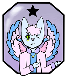 Mar Badge by Lions-Game