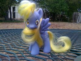 Derpy hooves My Little Pony by QueenAnneka