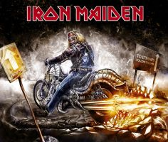 IRON MAIDEN - From here...