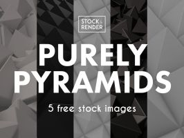 Purely Pyramids: 5 Free Stock Images by Matt-Mills