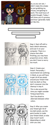 I hate extreme darkness/ MS Paint Tutorial by PKMNTrainerSpriterC