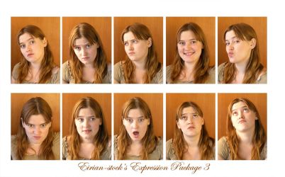 Expression Package III by Eirian-stock