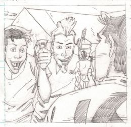 Panel from 'Dealers' 70 by The-Real-NComics