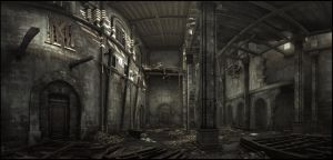 Romulus Lair - The Sixth Day by Murcuseo