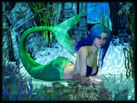 Lagoona by Silverwind3D