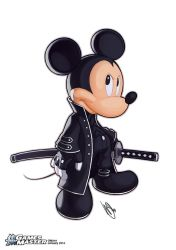 GamesMaster Mickey by WarrenLouw