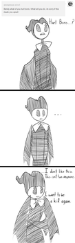 ask-the-dancing-demon Answer: Hurt Boris...? by HerpaDerp6