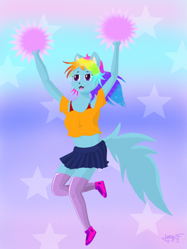 Cheerleader Giuly by Lcs300