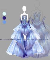 (closed) Adopt Auction Magician Warrior outfit by LucyKILLERlll