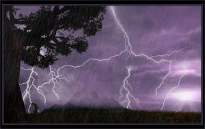 Thunderstorm by 00AngelicDevil00