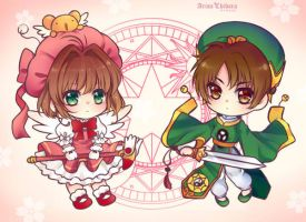 Card Captor Sakura by arisa-chibara