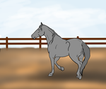 YHH - Trot around - OPEN by Happy-Horse-Stable