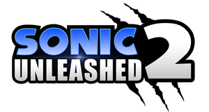 Sonic Unleashed 2 Fan Logo by NuryRush