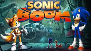 Sonic Boom - Sonic and Tails by Knuxy7789