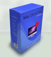 Mac OS X Style for Windows by 29MiCHi92
