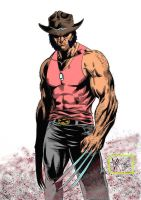 Wolverine (version 2) by CDL113