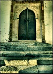Simply a not so simple door by PendulumPhotography