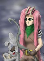 Equestria Divided: Fluttershy Humanized by Howard59rus