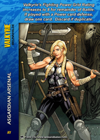 Valkyrie Special - Asgardian Arsenal by overpower-3rd