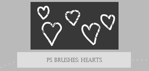 Heart brushes by fullmind79