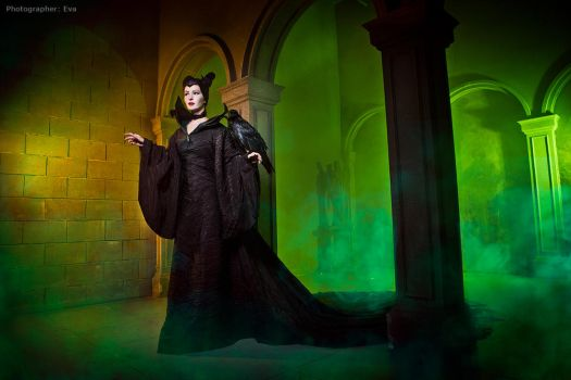 Maleficent by photographer-eva