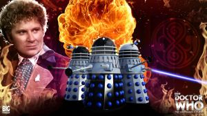 Doctor Who - Apocalypse Element Art - Big Finish by GrantBattersby