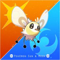 024 Cutiefly - Sun and Moon Project