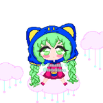 Chibi Pixel : Jelly by totshieee