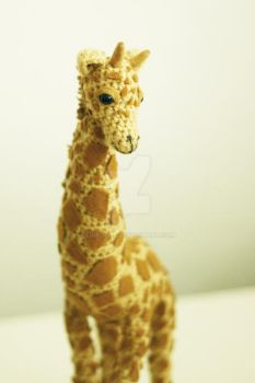 the giraffe by finksche