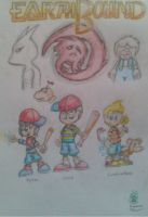 Earthbound / Mother by Armandocop012