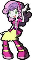 EqG Sweetie Belle by rvceric