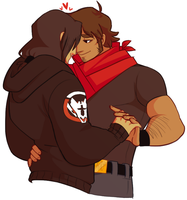 young mchanzo by k0jiak