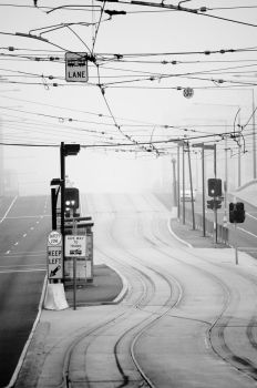 tram lines.. by christianhartung3