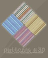 Patterns .30 by crazykira-resources