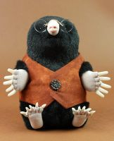 Digsby the mole by LisaAP