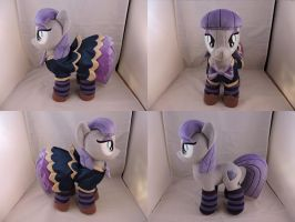 MLP Maud Pie Plush (commission) by Little-Broy-Peep