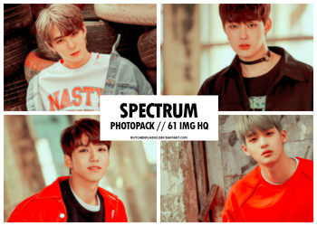 Spectrum - photopack #01 by butcherplains